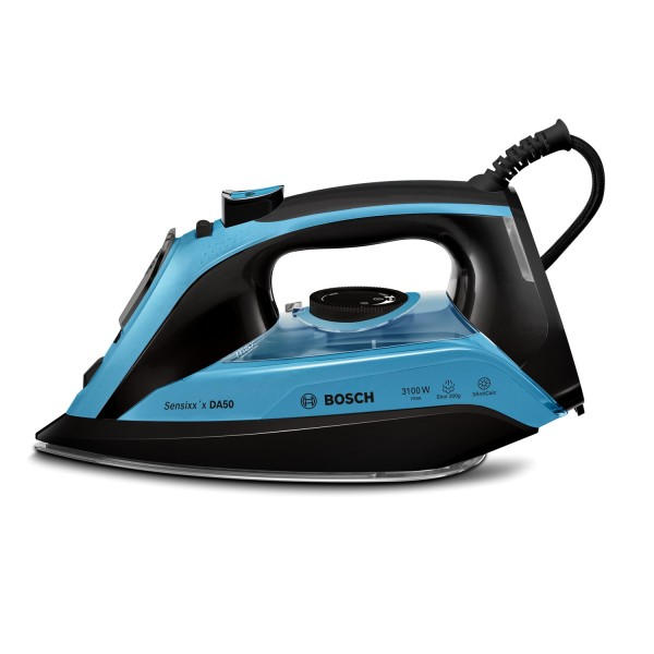 Bosch TDA5073GB Steam Iron – Blue/Black