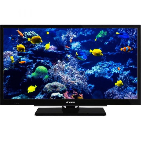 "Linsar 32LED5000 32"" HD Ready TV with DVD"
