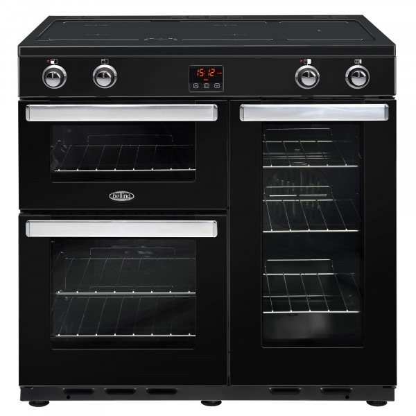 Belling 90EI - 90cm Cook Centre Range Cooker