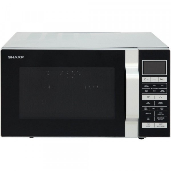 Sharp R860SLM 25 Litre Combination Microwave