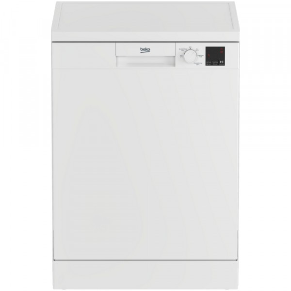 Beko DVN05C20W Full Size Dishwasher
