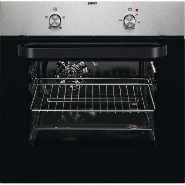 Zanussi ZZB30401XK - Built In Single Electric Oven