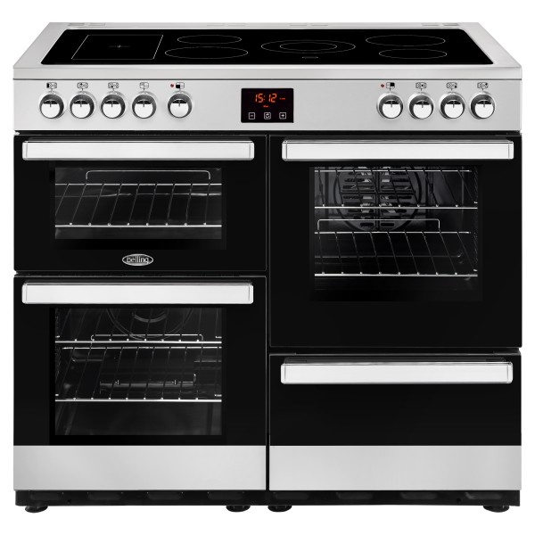 Belling 100E - 100cm Cook Centre Range Cooker