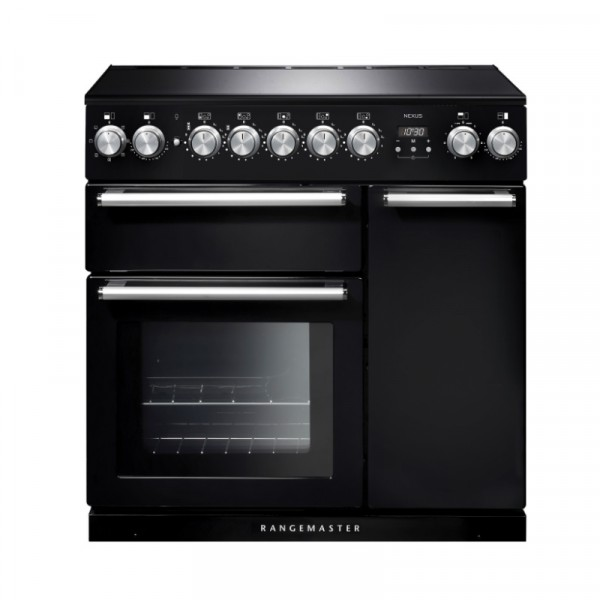 Rangemaster 104820 - 90cm Nexus Induction Range Cooker