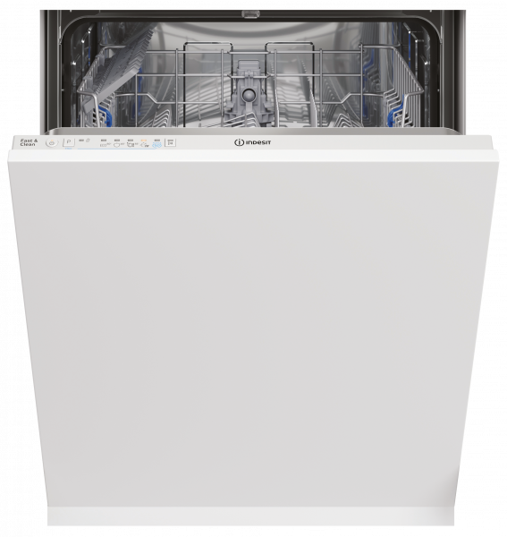 Indesit DIE2B19UK Integrated Full Size Dishwasher