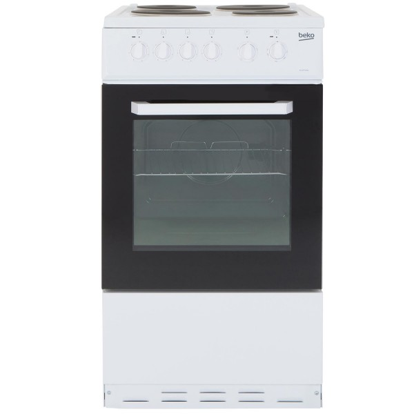 Beko BCSP50W - 50cm Electric Cooker