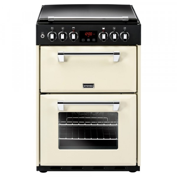 Stoves Richmond 600DF Cream Dual Fuel Cooker