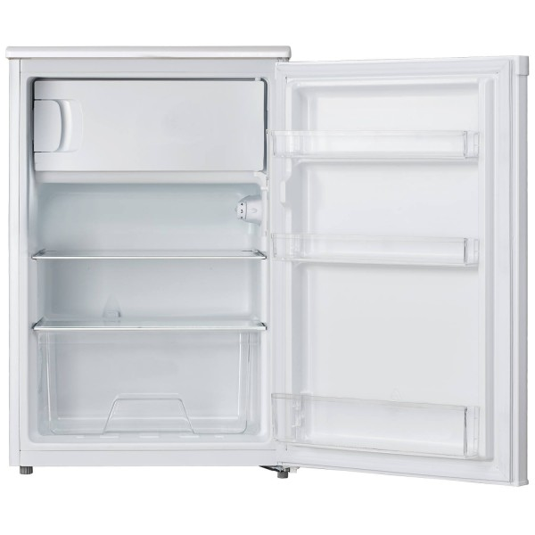 Lec R5517W - 55cm Fridge With Ice Box