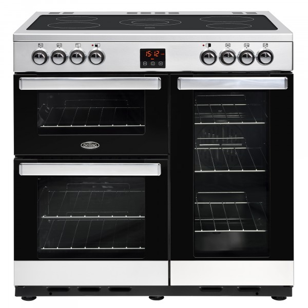 Belling 90E - 90cm Cook Centre Range Cooker