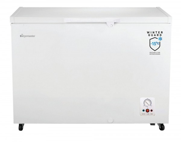 Fridgemaster MCF306 112.5cm Static Chest Freezer