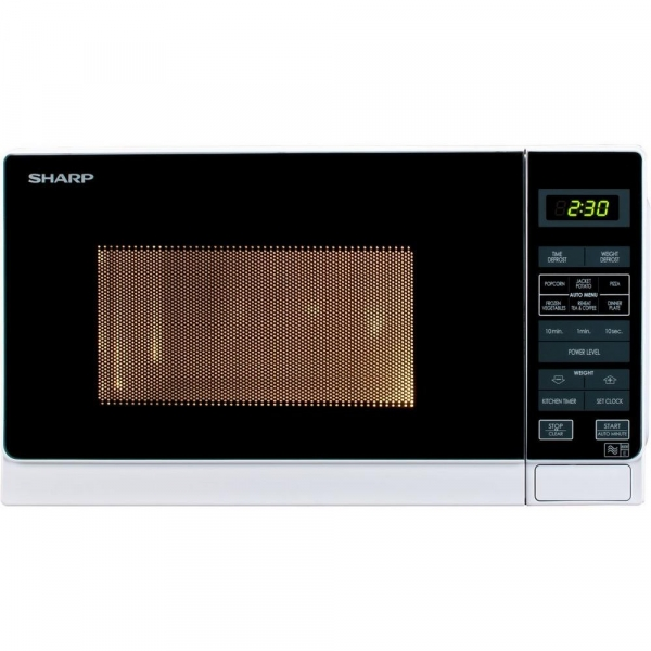 Sharp R272WM 20 Litre Solo Microwave