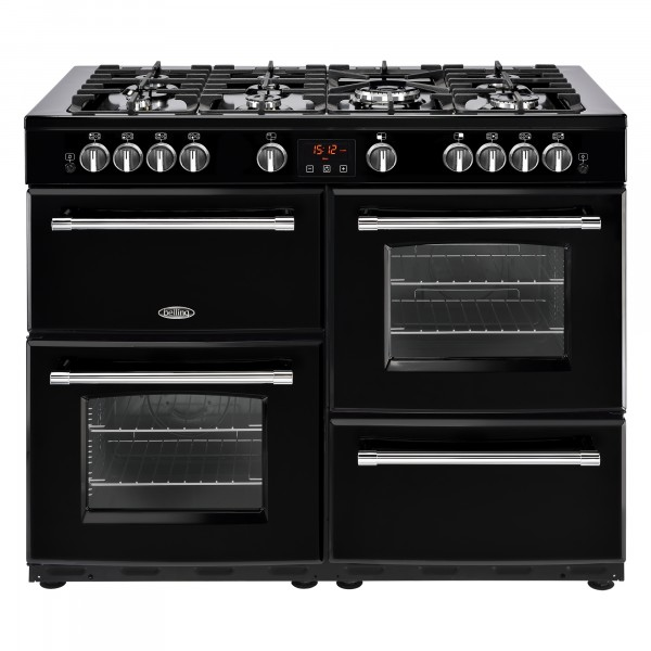 Belling 444444145 - 110cm Farmhouse Range Cooker