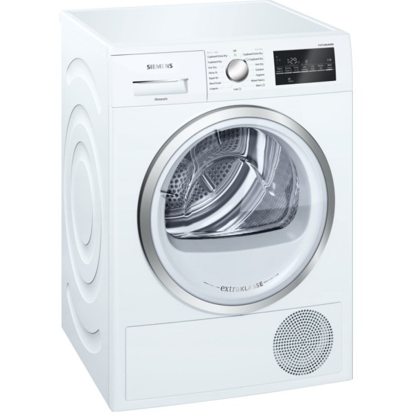 Siemens WT46G491GB - Condenser Tumble Dryer