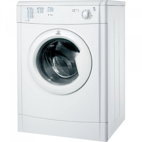 Indesit IDV75 7kg Vented Tumble Dryer