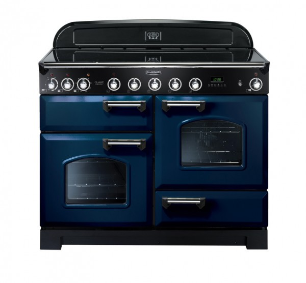 Rangemaster 110cm Classic Deluxe Induction Range Cooker