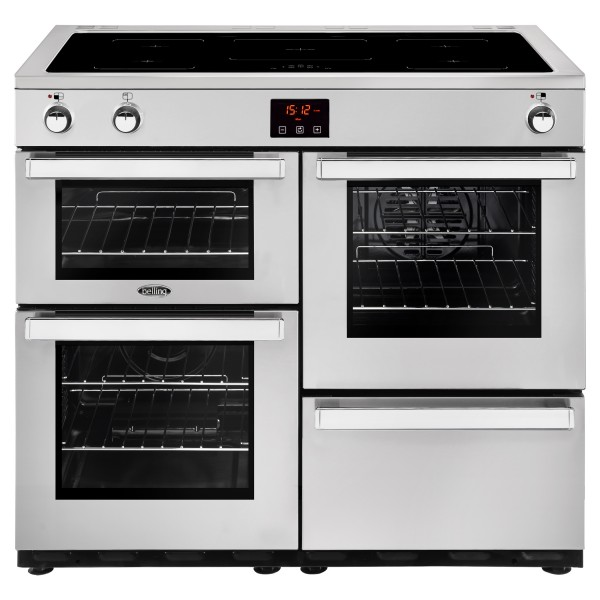 Belling 100EI - 100cm Cook Centre Range Cooker