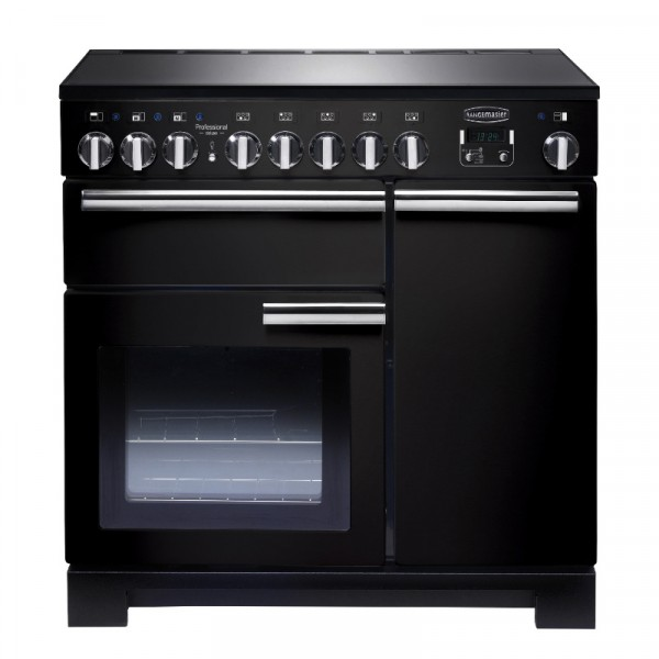 Rangemaster 90cm Professional Deluxe Induction