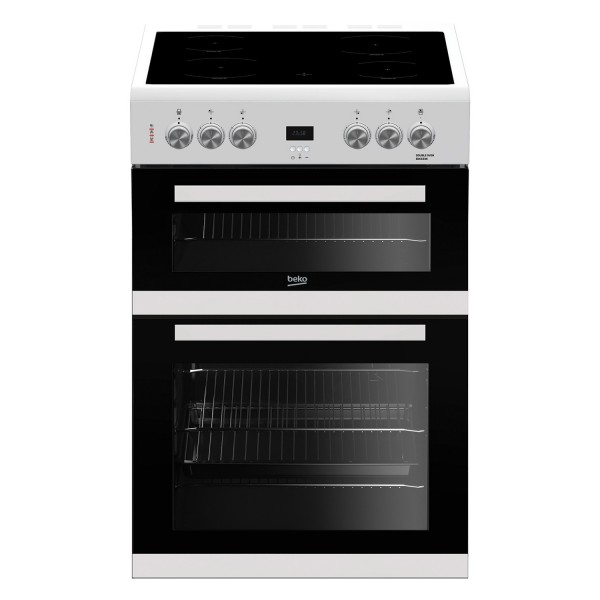 Beko EDC633W - 60cm Electric Cooker