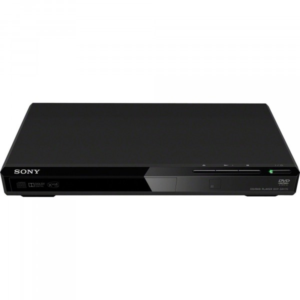 Sony DVPSR170BCEK - DVD Player