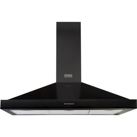 Stoves S1000 Richmond - 100cm Chimney Hood