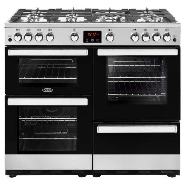 Belling 100G - 100cm Cook Centre Range Cooker