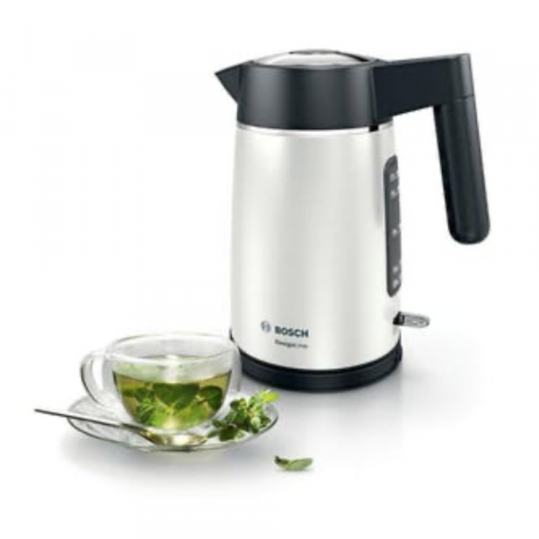 Bosch TWK5P471GB 1.7L Cordless Traditional Kettle