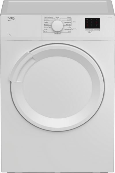Beko DTLV70041W 7kg Vented Tumble Dryer