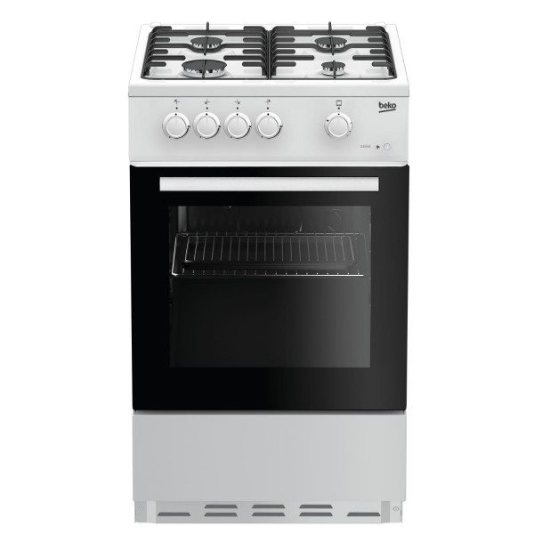 Beko ESG50W 50cm Single Oven Gas Cooker
