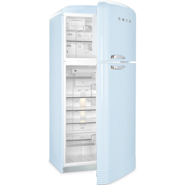 Smeg FAB50RPB 80cm Wide Retro Fridge Freezer