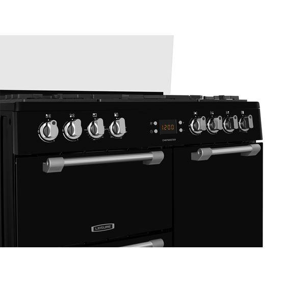 Leisure Cc90f531k 90cm Wide Chefmaster Dual Fuel Range