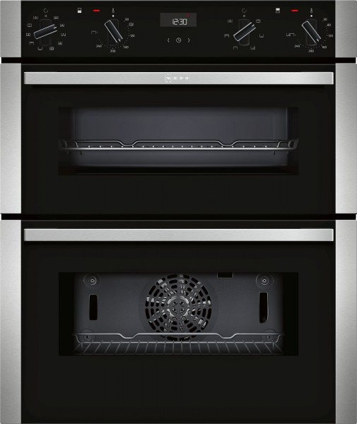 Neff J1ACE4HN0B Built-Under Double Oven with Catalytic Liners