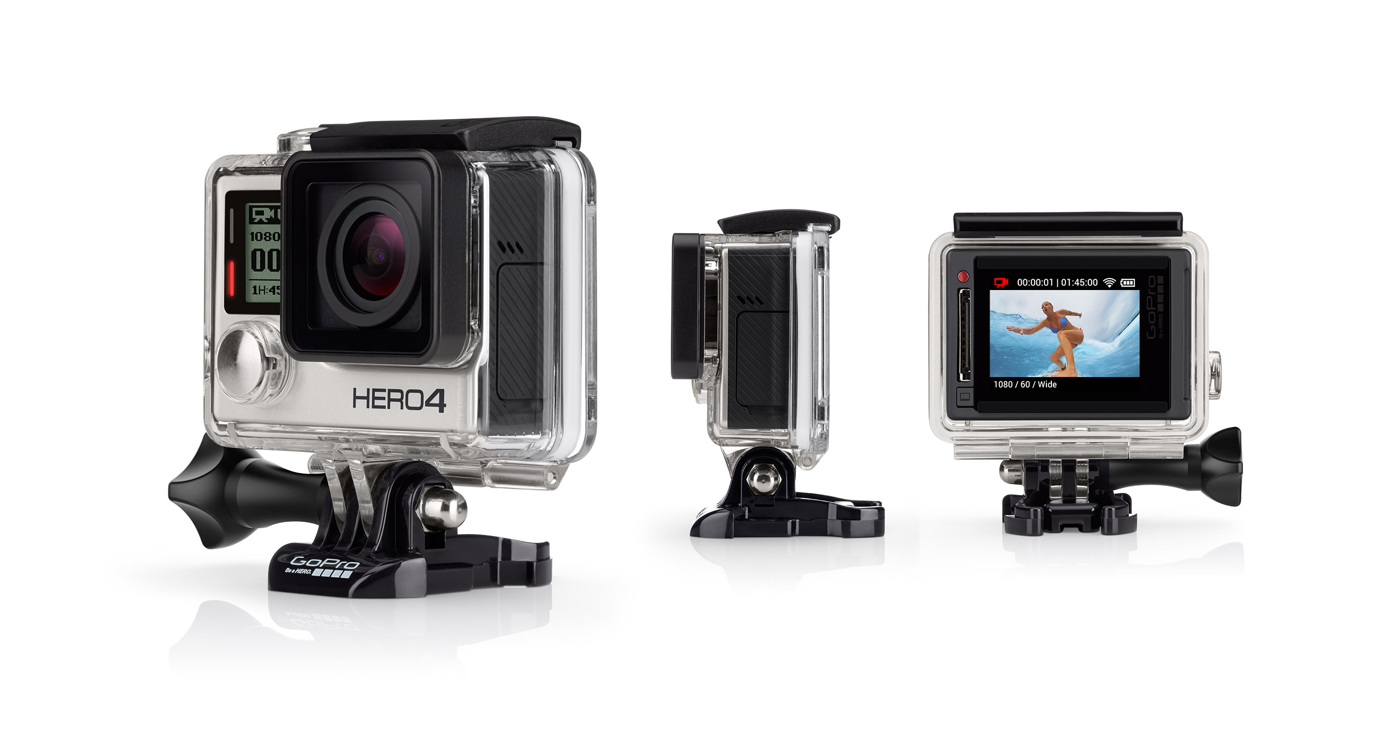 gopro hero 4 silver camera with wifi g craggs ltd
