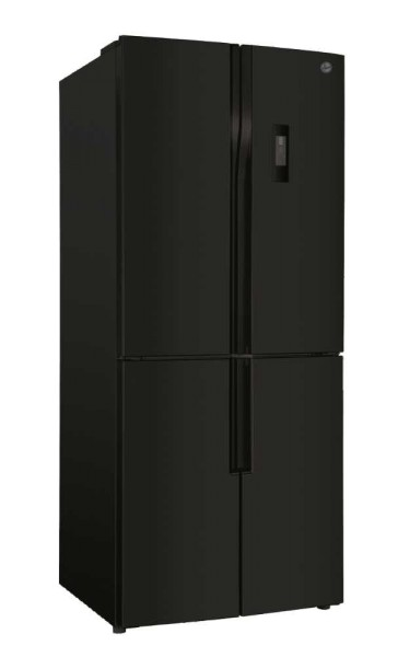 Hoover HFDN180BK 181cm Tall 4 Door Fridge Freezer
