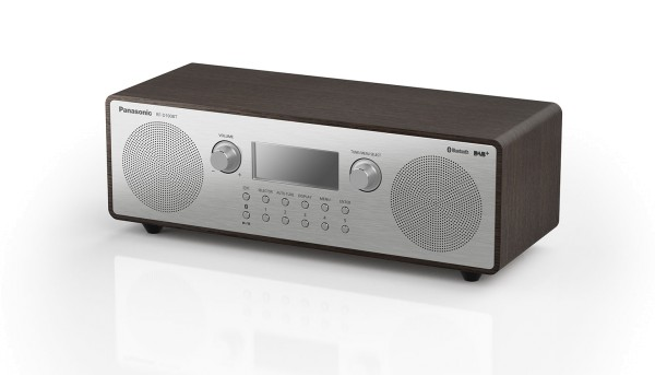 Panasonic RF-D100BTEBT DAB Radio with Bluetooth