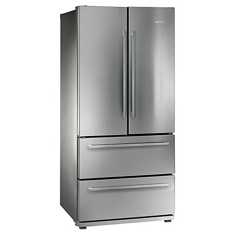 Smeg FQ55FX1 4 Door Stainless Steel Fridge Freezer