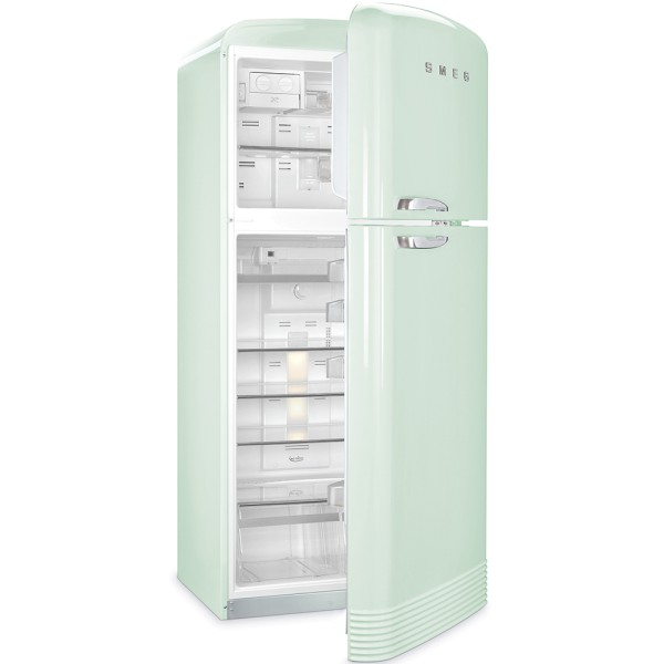 Smeg FAB50RPG 80cm Wide Retro Fridge Freezer