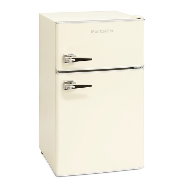 Montpellier MAB2030C Retro Under-Counter Mini Fridge Freezer