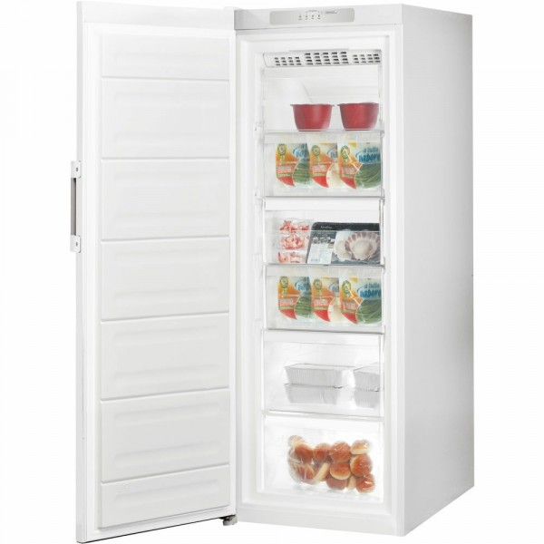 223ltr 167cm Tall Frost Free Freezer In White