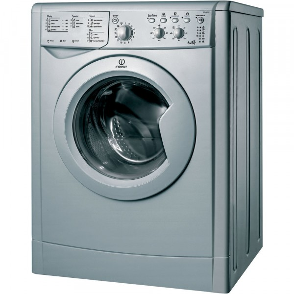 1200rpm Silver Washer Dryer. 6kg Wash and 5kg Dry