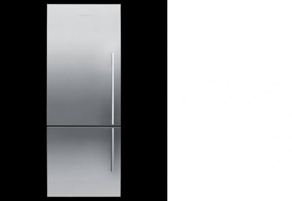 Tall Frost Free Fridge Freeze Stainless Steel