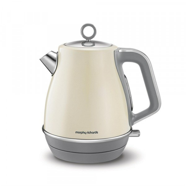 1.5ltr 3kW Kettle In Cream