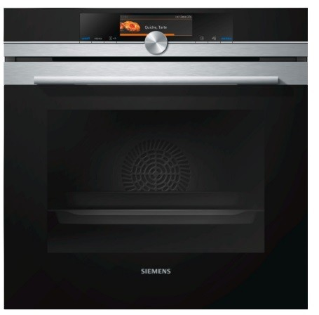 Single Built-in Touch Control Oven in Stainless Steel A+