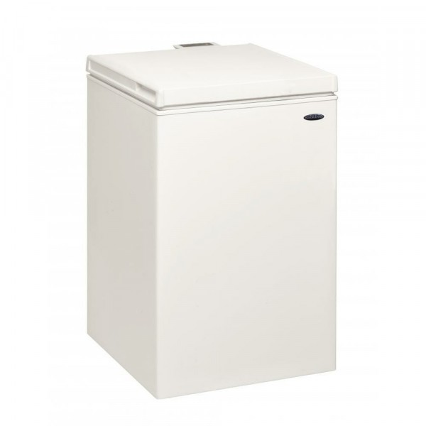 131ltr Chest Freezer In White