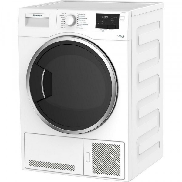 10kg Condenser Sensor Tumble Dryer In White