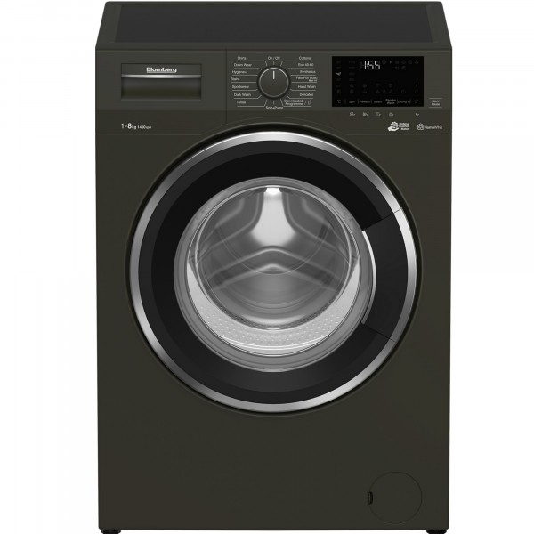 8kg 1400rpm A+++ Washing Machine In Graphite