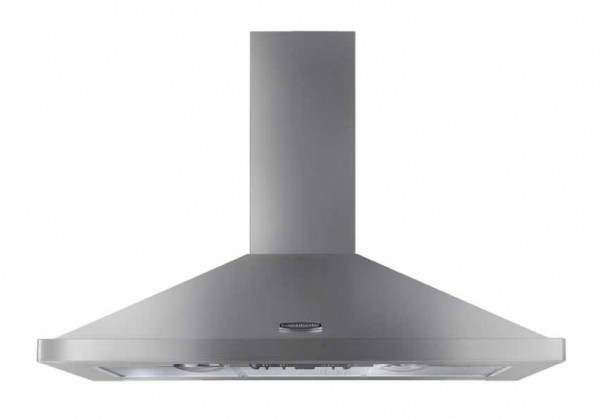 110cm Stainless Steel Chimney Hood - No Rail