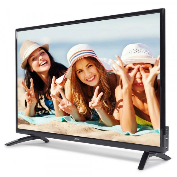32 Led Television 3x Hdmi Freeview Hd
