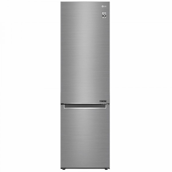 60cm Wide 203cm Tall Frost Free Fridge Freezer In Stainless