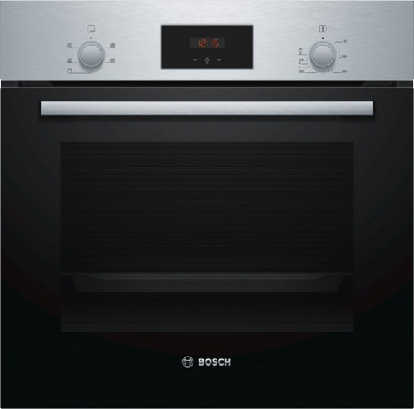66ltr Electric Single Oven In Stainless Steel