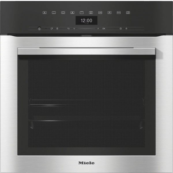 76ltr Multifunction Single Oven With WiFi And Pyrolytic Cleaning